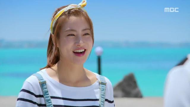 Warm and Cozy JejuIsland Gatsby Kang So Ra Yoo Yun Suk