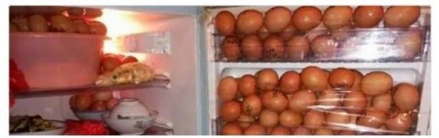 Chinês é preso por furtar milhares de ovos
