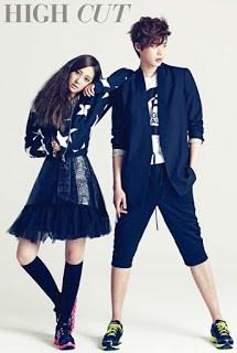 Lee Jong Suk, Krystal