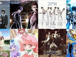 12 artistas do K-pop que lançaram músicas temas de animes