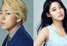 Zico do Block B desmente os relatórios de que ele e Seolhyun do AOA reataram namoro