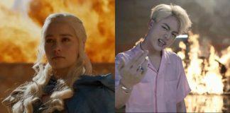 Se os personagens de Game Of Thrones tivessem músicas de k-pop como tema
