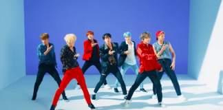 BTS diz que a coreografia para DNA é ainda mais difícil