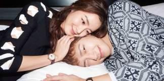 Nasce o primeiro filho de Kim Tae Hee e Rain!