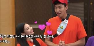 Jennie, do BLACKPINK, deixa Lee Kwang Soo de joelhos com seu Aegyo em Running Man