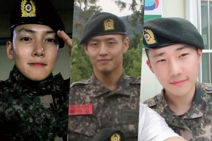 Ji Chang Wook, Kang Ha Neul e Sunggyu do INFINITE em Musical Militar