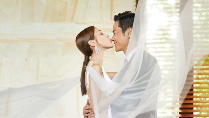 O 8º Príncipe de Scarlet Heart (Kevin Cheng) é finalmente se casa - Adivinhe quem é a noiva!