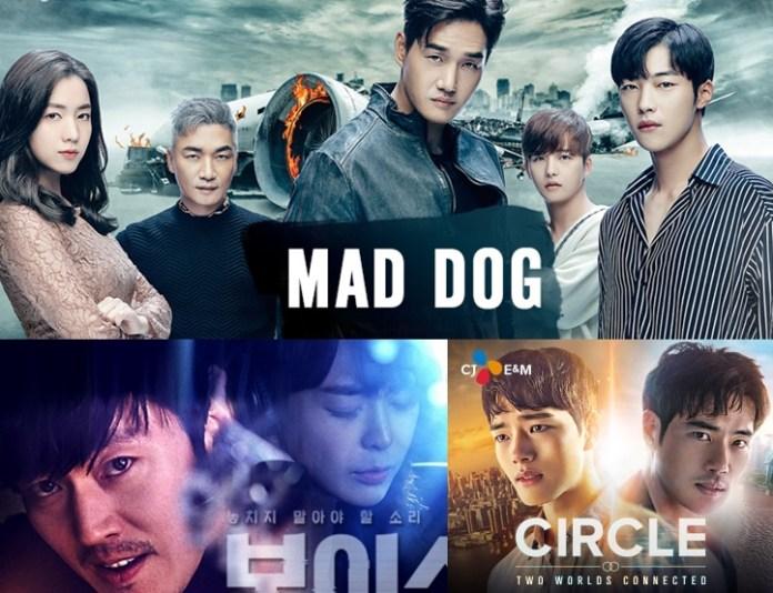 11 imprevisíveis K-dramas para os amantes de thriller