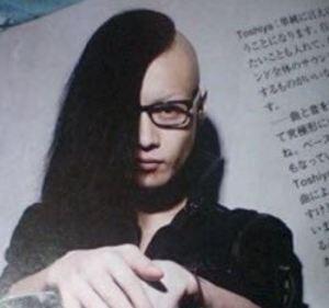 皆藤愛子,フライデー,Toshiya,髪型,ツートン