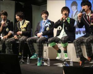 佐野勇斗が所属する7人組ボーカルダンスユニットM!LKの画像