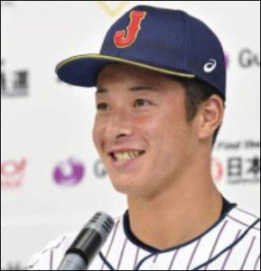 吉田輝星投手の画像