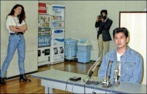 川崎麻世の浮気相手の斉藤由貴との不倫謝罪会見