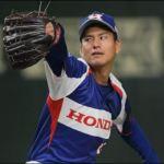 ドラフト2018にかかりお母さんありがとうに出演のホンダ鈴鹿の平尾奎太投手の画像