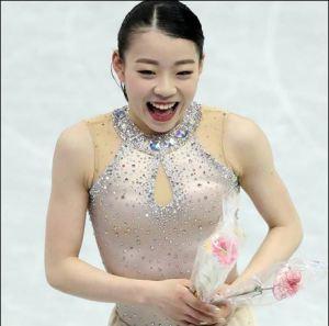 紀平梨花の笑顔が可愛い画像