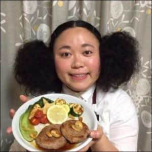 ニッチェ,江上,髪の毛,セット方法,ストレート,ヘア