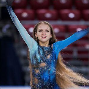 アレクサンドラ,サーシャ,トルソワ,かわいい,私服,画像,髪の毛,長い,何センチ
