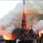 ノートルダム大聖堂火災の原因は?尖塔の崩壊の動画が衝撃的!ガーゴイルにはもう会えないの?