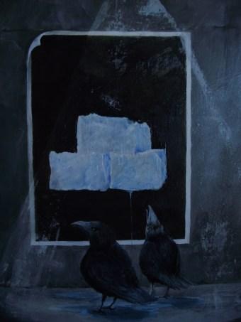 untitled, 2014, acrylic on canvas
