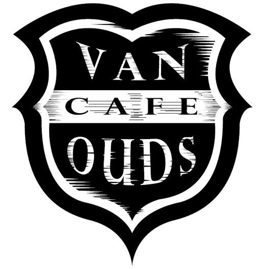 Logo Cafe van Ouds