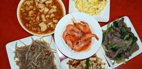台北市鬧區無菜單料理 | 每人100元就可以吃到飽的【88家常菜】