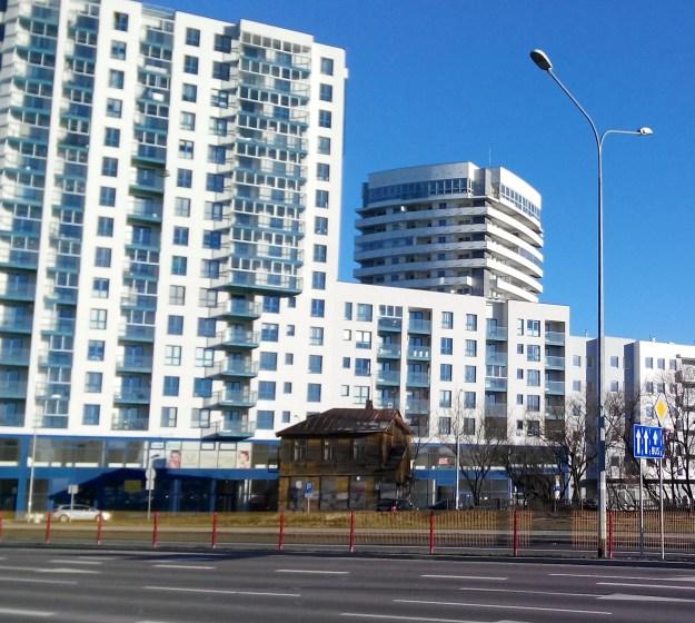 Białystok, modern architecture