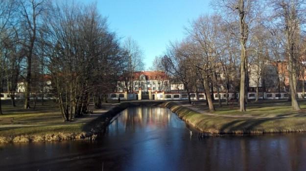 Białystok, park