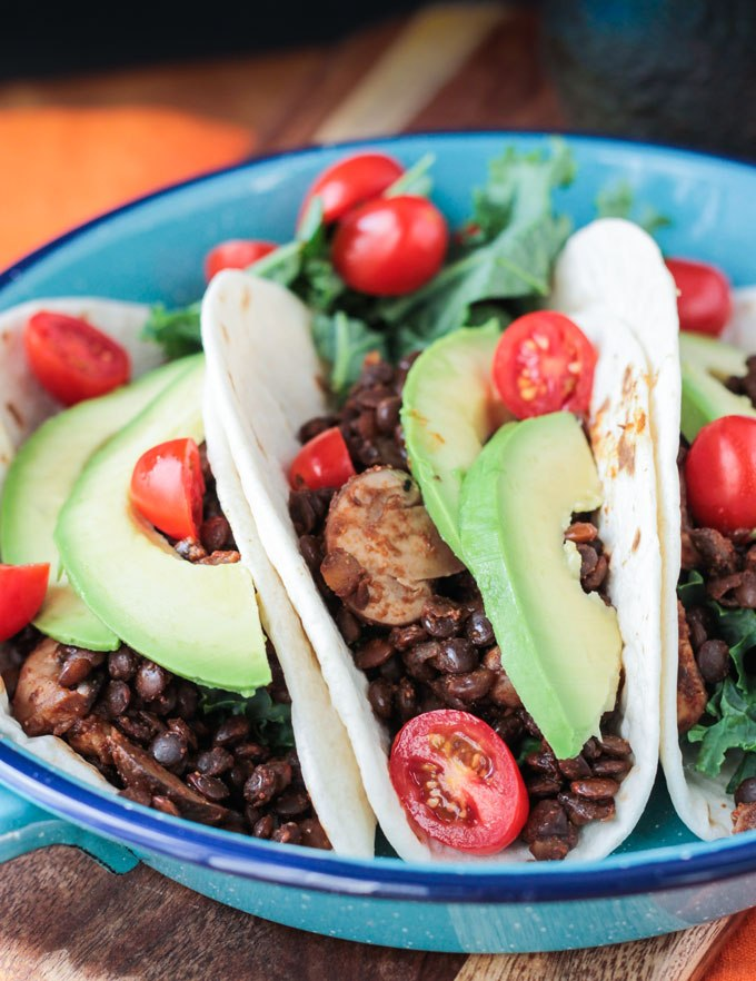25 Vegan Tacos for 5 de Mayo