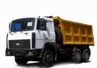Доставка ПГС, щебня, гравия, песка самосвалами от 10 до 45 тонн. Минск и область