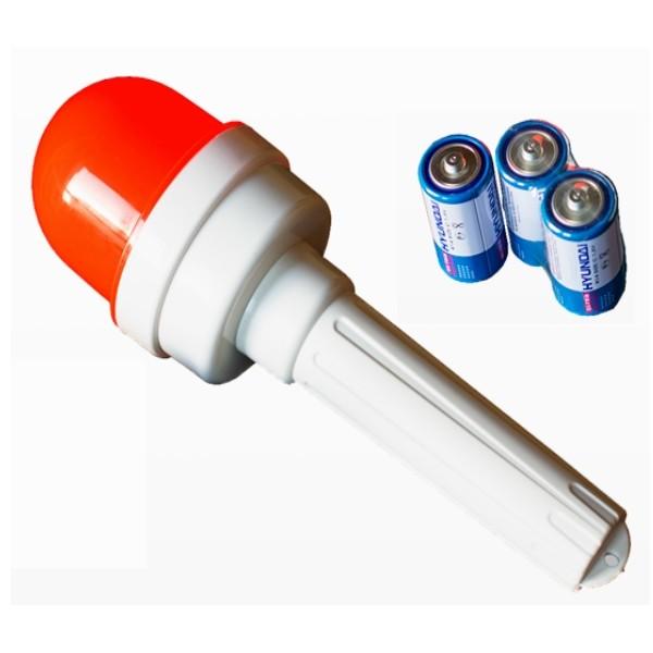 Сигнальные фонари серии ФС 4 на батарейках