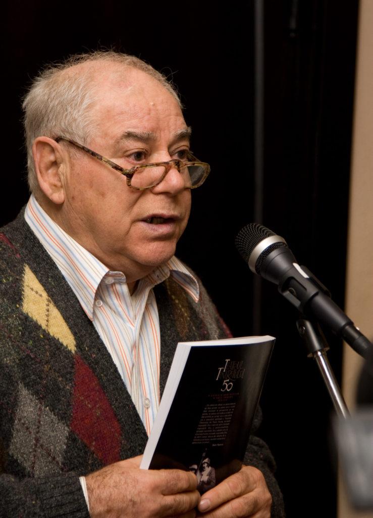 In memoriam Alexandru Lazăr - Dor de Neamt
