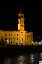Turn Primaria Oradea (night)