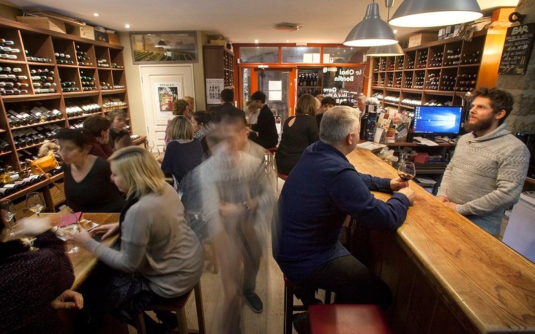 Au Chai Bordin, le vin est un art de vivre