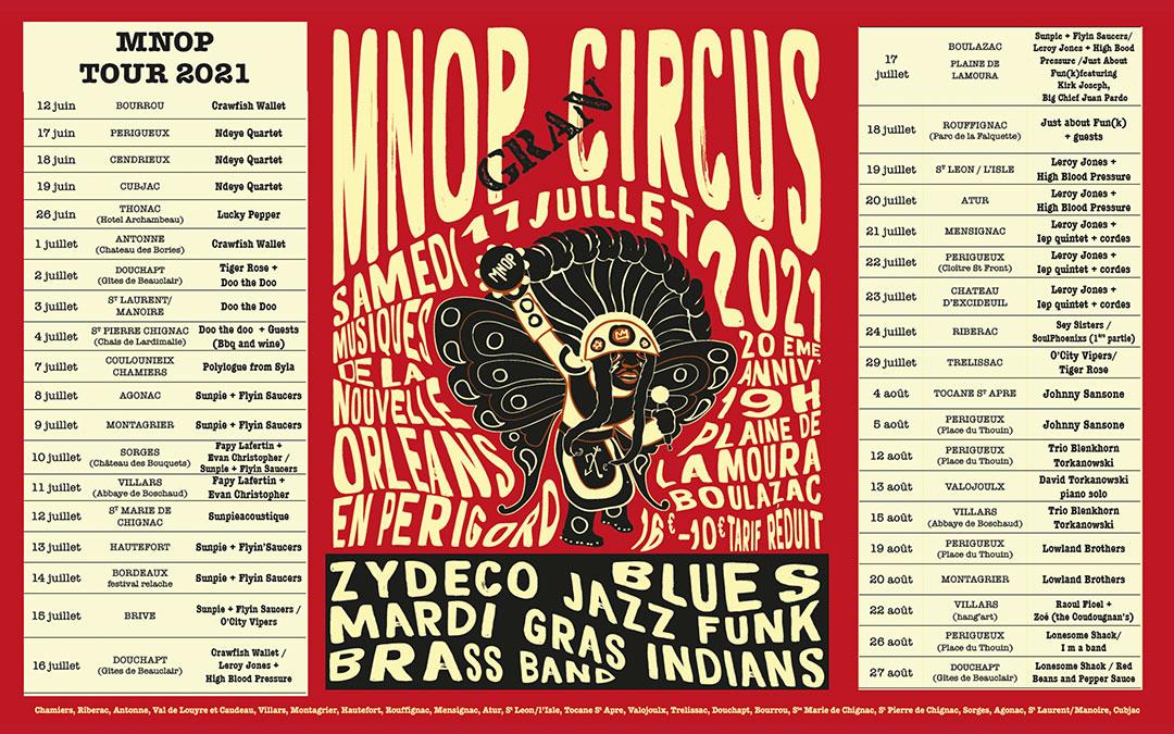 MNOP Musiques de la Nouvelle-Orléans