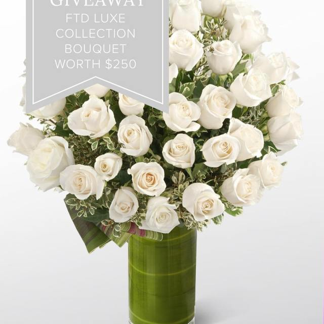 GIVEAWAYBrighten your home this holiday season with gorgeous blooms fromhellip