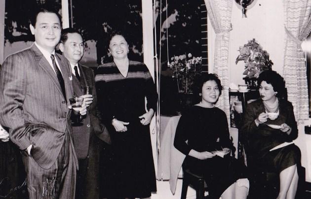 Titi, Artur, Adolfo,Darling