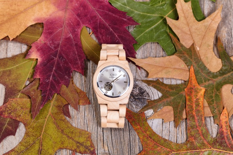 Editoral image of Jord Watch for fall season
