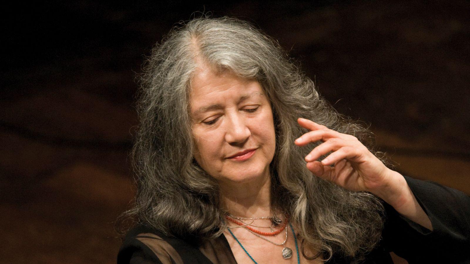 Martha Argerich fma