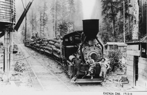 logging rujada