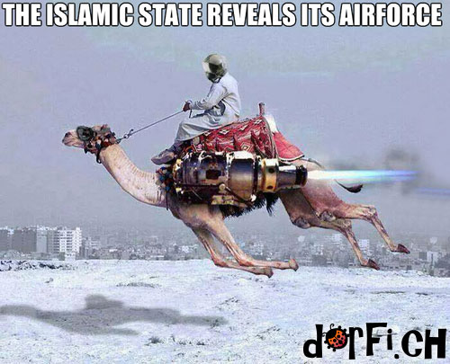 Islamic Airforce.