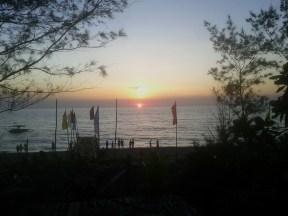Blick aufs Meer, Morong, Bataan