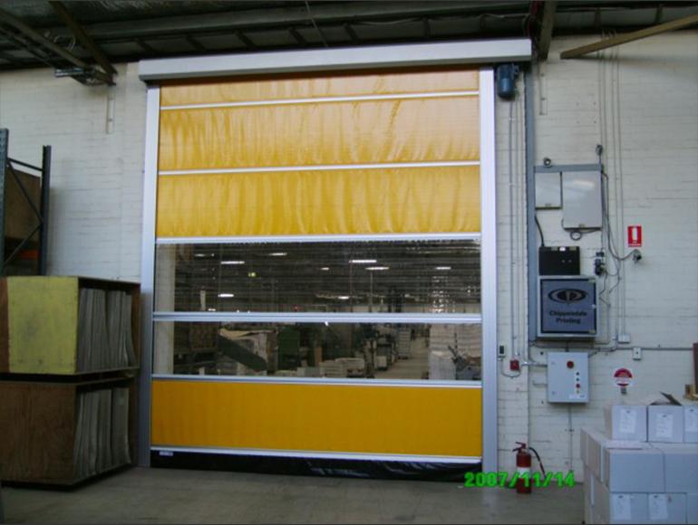 Rapid Roll Up Doors Dorflex
