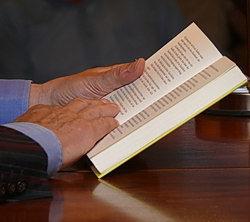 Literatur im Cafe Mozart