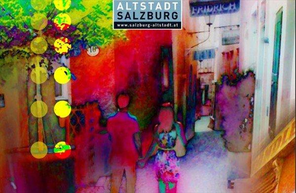 Foto: Altstadtmarketing Salzburg - Plakatsujet