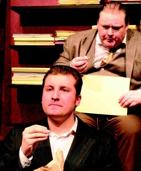 Thomas Enzi (Bartleby), Marcus Marotte (Advokat)