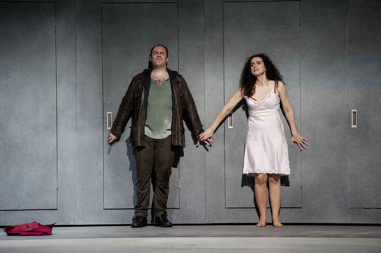 Leigh Melrose und Frances Pappas