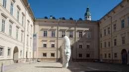 Universität Salzburg - Awilda (Jaume Plensa) | Foto: Karl Traintinger