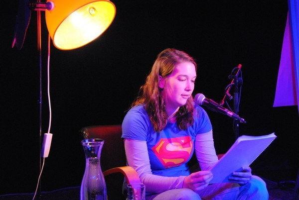 Kornelia Betz überzeugte 2014 in der zweiten Vorrunde mit originellen Gedichten. Foto: Doris Mair