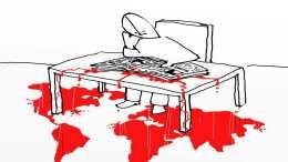 """Cartoon by Thomas Selinger """"seli"""""""