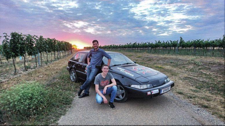 Pothole Rodeo Team #35 Wein 1/4 Express