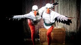 Theaterachse Kalif Storch